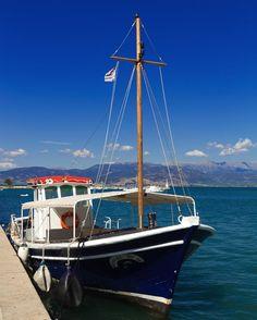 #greece #boat #sea #aegan #harbor #grece #mediterranean #méditarrannée #bateau #nauplie #nafplion #nafplio