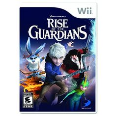 Rise of the Guardians The Video Game  Nintendo Wii ** You can get additional details at the image link. Note:It is Affiliate Link to Amazon.