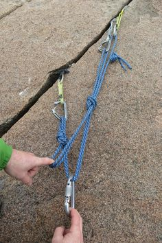 Climbing Anchors and the Evolution of the Quad / a good article form rockanice.com