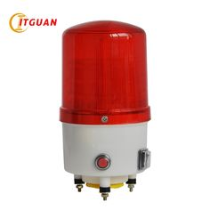 68.64$  Buy here  - TGSG-160 DC12/24V AC220/380V LED Flashing Warning Lamp Audible & Visual Alarm with Switch Indicator Strobe Light Tower Signal