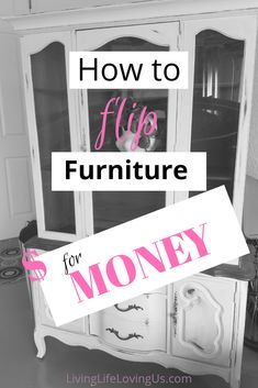 Furniture Flipping: My Ultimate Side Hustle LivingLifeLovingUs Repurposed Furniture Flipping Furniture Hustle LivingLifeLovingUs Side Ultimate Refurbished Furniture, Ikea Furniture, Furniture Layout, Paint Furniture, Repurposed Furniture, Furniture Projects, Furniture Making, Furniture Makeover, White Furniture