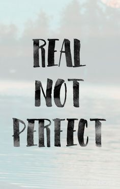 Real Not Perfect   MantraBand® Bracelets