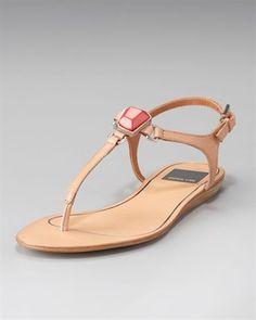 embellished sandals...yes please