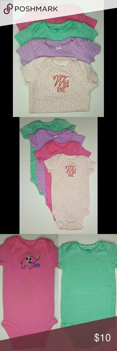 Onesies Girl 9 month onsies, no stains, great conditions Other
