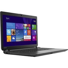 "Amazon.com : Toshiba Satellite C55D Laptop - 15.6"" LED Backlit Screen, AMD Quad-Core A8 Processor 2.0GHz, 8GB Memory, 750GB Hard Drive, AMD Radeon R5 Graphics, DVDRW, Window 8.1 : Computers & Accessories $469.99"