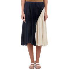 Colorblock Zeyn Skirt