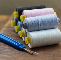 The Prudent Homemaker Blog: Sewing For Less: Thread and more