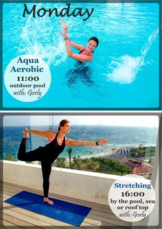 Even if you're not so dedicated to daily workouts, come for the good clean ‪‎fun‬ of aqua aerobics and gentle stretching at Grecian Sands Hotel Cyprus this Grecian Sands, Sands Hotel, Daily Workouts, Best Cleaning Products, Lasting Memories, Aerobics, Cyprus, Outdoor Pool, Monday Motivation