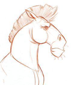 Sketches 2012 (Character Design) by Jac Hamman, via Behance