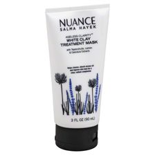 Nuance Salma Hayek Ageless Clarity White Clay Treatment Mask