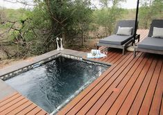 Raptor Retreat Game Lodge is located in the Balule Parsons Game Reserve and offers luxury accommodation for a honeymoon or intimate safari wedding Safari Wedding, Lodge Wedding, Wedding Venues, Honeymoon Getaways, Game Lodge, Plunge Pool, Big 5, Game Reserve, Luxury Accommodation
