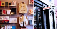 At Archestratus in Brooklyn, a cookbook store meets a food community space.