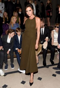 Brooklyn Beckham poses with Cara Delevingne and Elton John at bash #dailymail