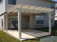 The Undercover Co - Products Aluminum Pergola, Undercover, Outdoor Structures, Space, Products, Gardens, Floor Space, Gadget, Spaces