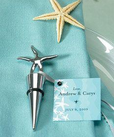 Weddingstar Starfish Wine Stopper $1.50 #Weddingstar #Wedding