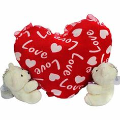 Musical Cushion Rs 849/- http://www.tajonline.com/valentines-day-gifts/product/v2997/musical-cushion/?aff=pint2014/