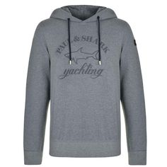 Paul and Shark | Long Sleeved Hooded Sweatshirt