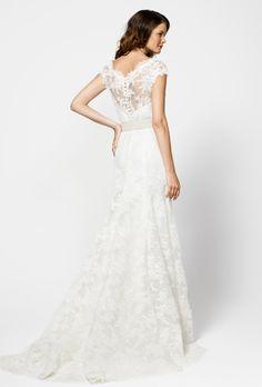 Watters Brides : 1061B Diana Wedding Dresses Gallery