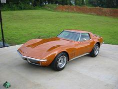My 1972 C3 Corvette