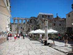 Old Ruins, Split