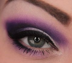 Step-by-Step: Purple with Make Up For Ever | Makeup Geek