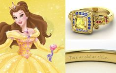 Which Disney Engagement Ring Are You? | Luufy.com