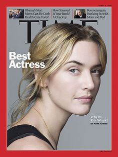 TIME Magazine Cover: Best Actress: Why it's Kate Winslet - Mar. 2, 2009