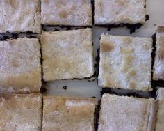 Bullets and Biscuits: Fly Cemetery .... currant squares or fruit slices or just a dessert