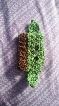 Ravelry: Yoda Coffee Cup Cozy pattern by The Enchanted Ladybug