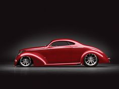 1937 Ford Coupe Oze Custom   Sam Pack Collection 2014   RM Sotheby's