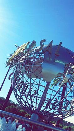 The famous Universal-World-Logo