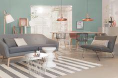 Romantisch Scandinavisch Stijl Studio | seizoen 4 | Eijerkamp #wooninspiratie #softcolors #koper