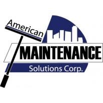 American Maintenance Solution Corp Logo. Get this logo in Vector format from https://logovectors.net/american-maintenance-solution-corp/