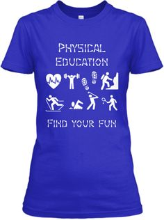 Physical Education: Find Your Fun