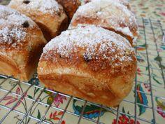 creaymme: Chocoladebroodjes met macaron