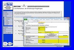 Die in das Kostenmanagement-Projekt einbezogenen Bereiche werden genauestens analysiert.