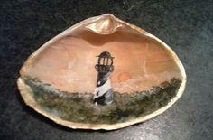 Hatteras sunrise on the half shell