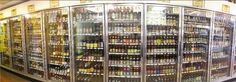 The Bier Stein......1000 bottles for sale, rotating on tap, Eugene. 1591 Willamette