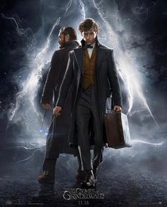 Yes, it's really here. Watch the first trailer for #FantasticBeasts The Crimes of Grindelwald, and head to the site where we've broken it…