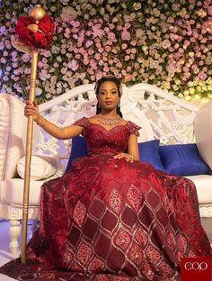 Nigerian Efik bride