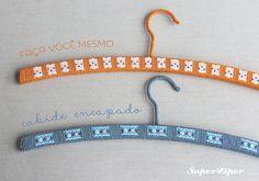 CABIDE ENCAPADO À MODA ANTIGA - SuperZíper.com