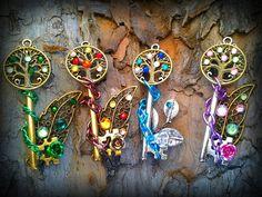 Tree of Seasons Fantasy Set by ~Starl33na on deviantART