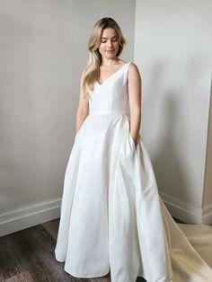 Vancouver Bridal Consignment | LA LAUREL | – La Laurel Bridal Consignment Bridal Consignment, Bridal Gowns, Wedding Gowns, Vintage Ball Gowns, Vancouver, One Shoulder Wedding Dress, Vintage Fashion, Feminine, Bride
