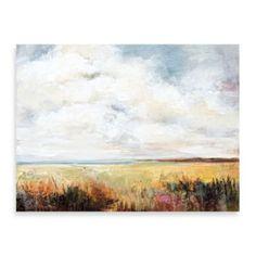 """Karen Hale """"Summer Morn"""" Canvas Art - BedBathandBeyond.com"""