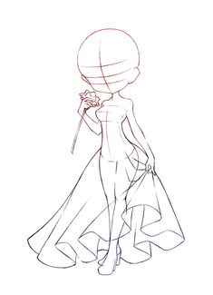 Base 05 with skirt by sureya deviantart