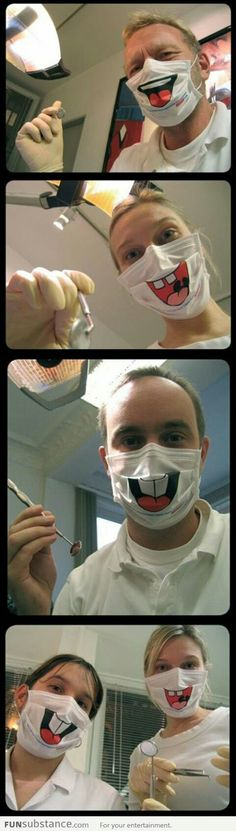 Best masks ever!!!