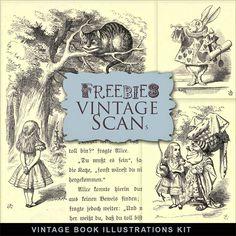 New Freebies Vintage Book Illustrations:Far Far Hill - Free database of digital…