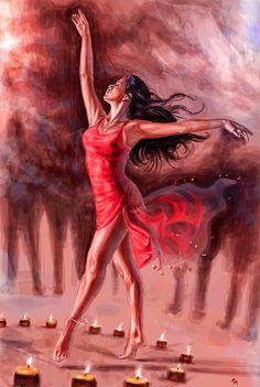 Dancer. #art #dance
