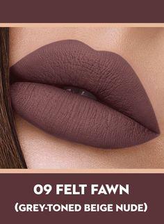 Suede Secret Matte Lipcolour | SUGAR Cosmetics