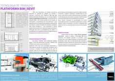 Case informando as características e vantagens da Plataforma BIM, que passou a ser a tecnologia utilizada pelo Grupo Oficina para a elaboração e compatibilização de projetos.